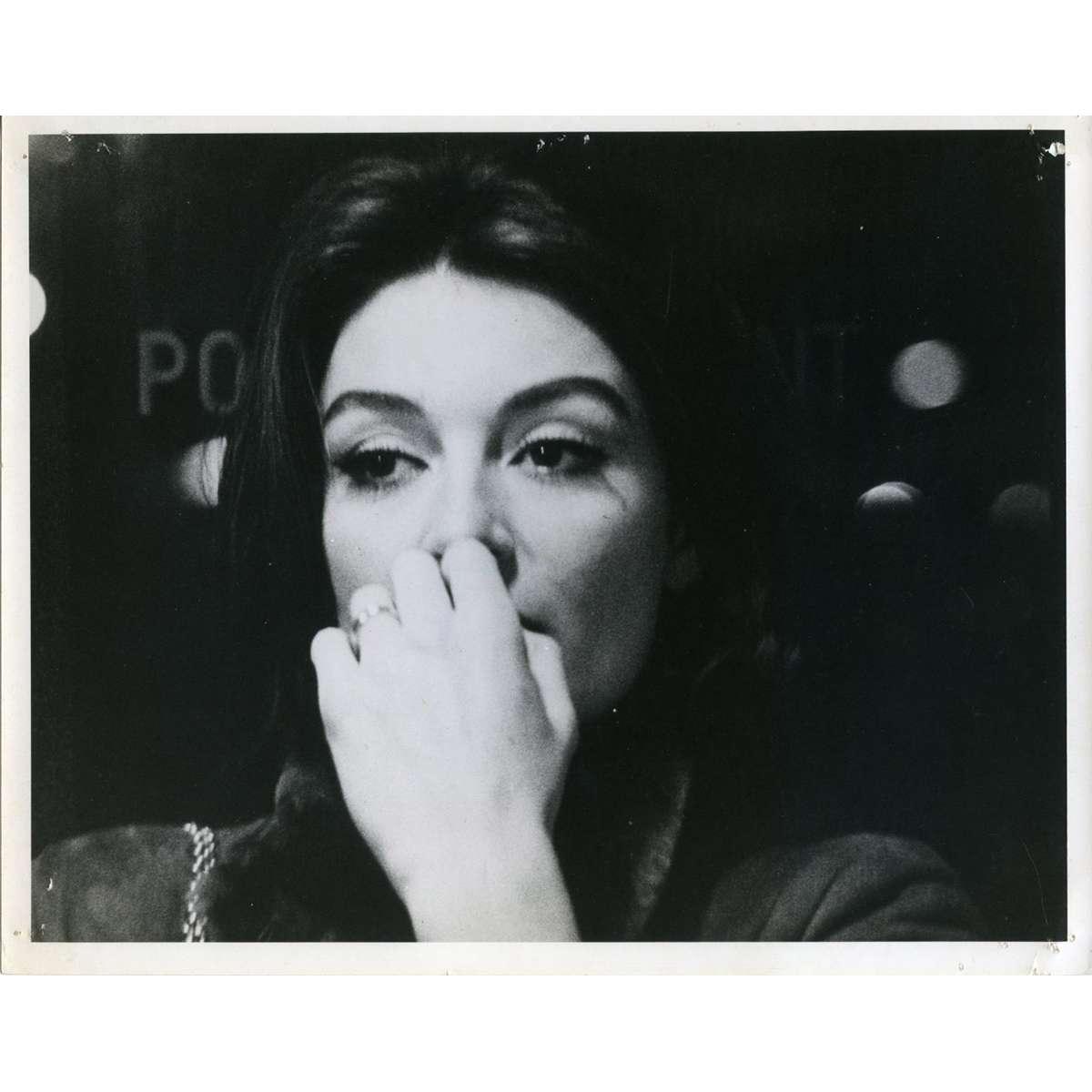 Anouk Aimée Photos man & a woman original movie still - 8x10 in. - 1966 - claude lelouch,  anouk aim�e, jean-louis trintignant