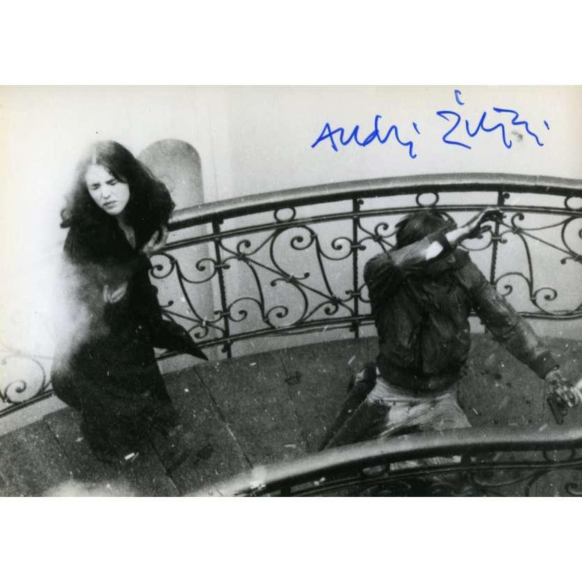 POSSESSION Photo signée par Andrzej Żuławski - 9x14 cm. - 1981 - Isabelle Adjani