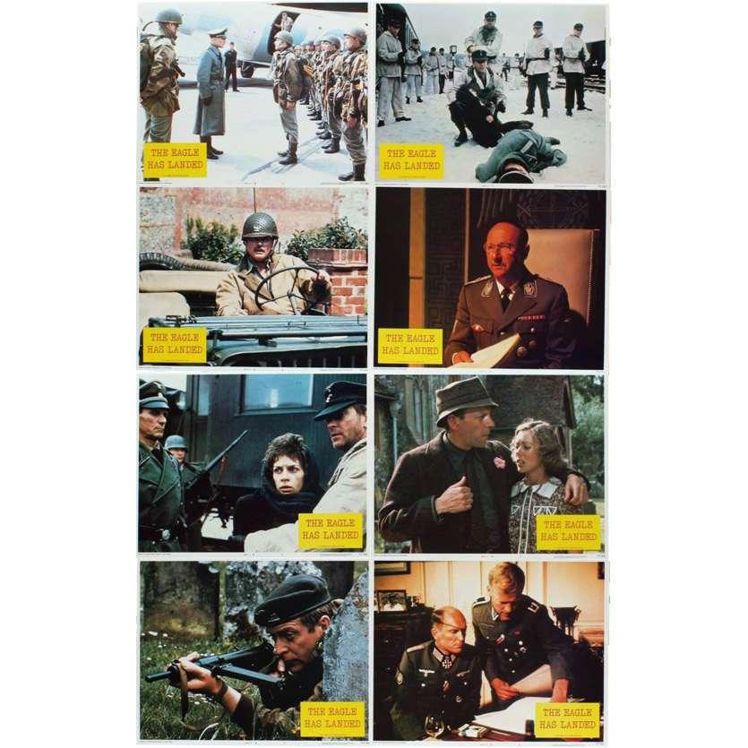 MICHAEL CAINE L'aigle s'est envolé USA 1977 Photos (8) Photos