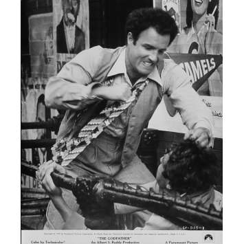 LE PARRAIN Photo de presse N04 - 20x25 cm. - 1972 - Marlon Brando, Francis Ford Coppola