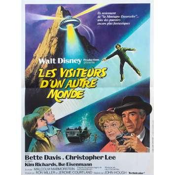 LES VISITEURS D'UN AUTRE MONDE Affiche de film - 40x60 cm. - 1978 - Christopher Lee, John Hough
