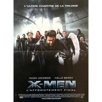 X-MEN L'AFFRONTEMENT FINAL Affiche de film - 40x60 cm. - 2006 - Hugh Jackman, Brett Ratner
