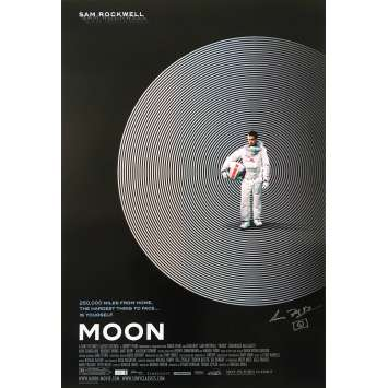 MOON Signed Poster 29x40 in. - 2009