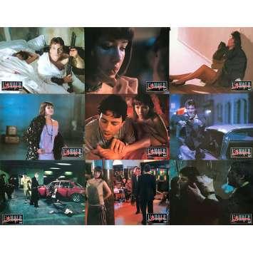 L'AMOUR BRAQUE Photos de film x9 - 21x30 cm. - 1985 - Sophie Marceau, Andrzej Zulawski