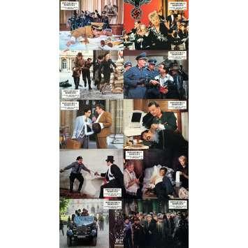 PAPY FAIT DE LA RESISTANCE Photos de film x10 - 21x30 cm. - 1983 - Christian Clavier, Jean-Marie Poiré