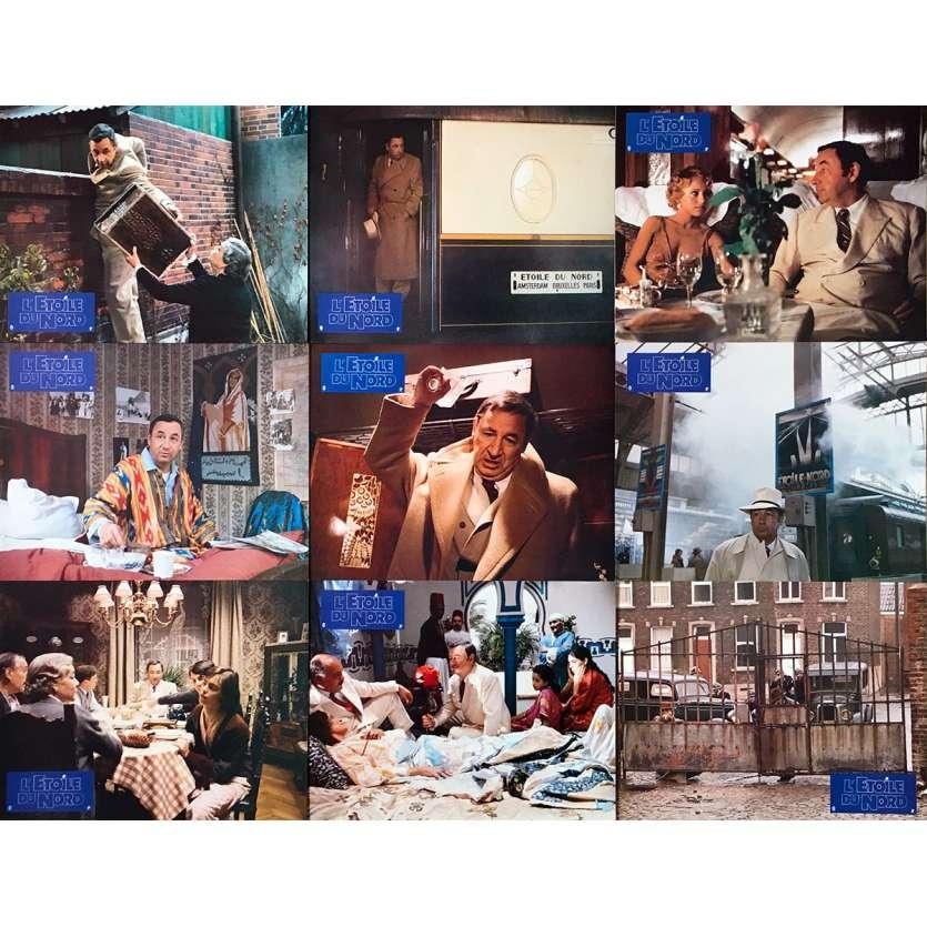L'ETOILE DU NORD Photos de film x9 - 21x30 cm. - 1982 - Simone Signoret, Pierre Granier-Deferre