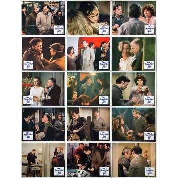 UN MAUVAIS FILS Photos de film x15 - 21x30 cm. - 1980 - Patrick Dewaere, Claude Sautet