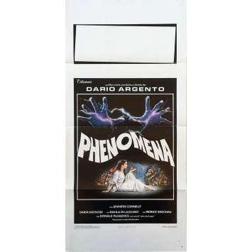 PHENOMENA Affiche de film - 33x71 cm. - 1985 - Jennifer Connely, Dario Argento