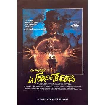 LA FOIRE DES TENEBRES Synopsis - 18x24 cm. - 1983 - Jonathan Pryce, Jack Clayton