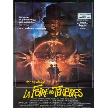 LA FOIRE DES TENEBRES Affiche de film - 120x160 cm. - 1983 - Jonathan Pryce, Jack Clayton
