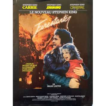 CHARLIE Synopsis 2p - 21x30 cm. - 1984 - Drew Barrymore, Mark L. Lester