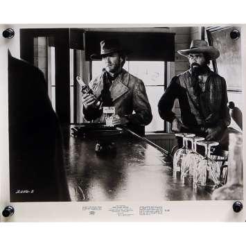 L'HOMME DES HAUTES PLAINES Photo de presse N09 - 20x25 cm. - 1973 - Clint Eastwood, Clint Eastwood