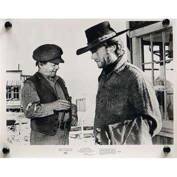 L'HOMME DES HAUTES PLAINES Photo de presse N08 - 20x25 cm. - 1973 - Clint Eastwood, Clint Eastwood