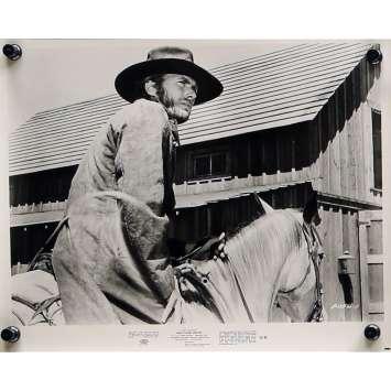 L'HOMME DES HAUTES PLAINES Photo de presse N07 - 20x25 cm. - 1973 - Clint Eastwood, Clint Eastwood