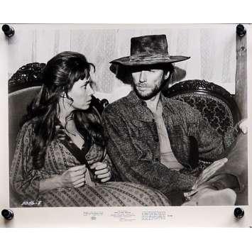 L'HOMME DES HAUTES PLAINES Photo de presse N05 - 20x25 cm. - 1973 - Clint Eastwood, Clint Eastwood