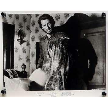 L'HOMME DES HAUTES PLAINES Photo de presse N01 - 20x25 cm. - 1973 - Clint Eastwood, Clint Eastwood