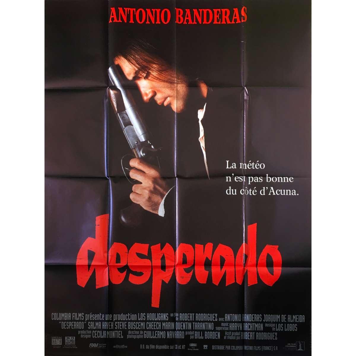 Desperado Movie Poster 47x63 In