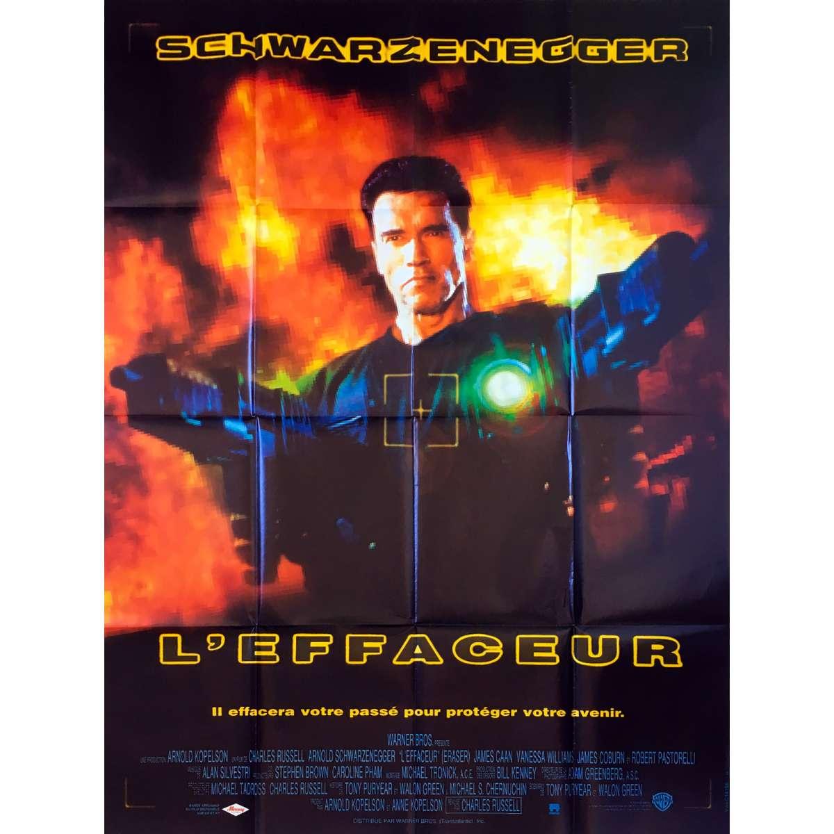 The Eraser Movie Poster 47x63 In