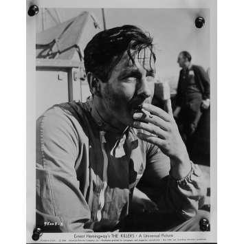 A BOUT PORTANT Photo de presse N07 - 20x25 cm. - 1964 - Lee Marvin, Don Siegel