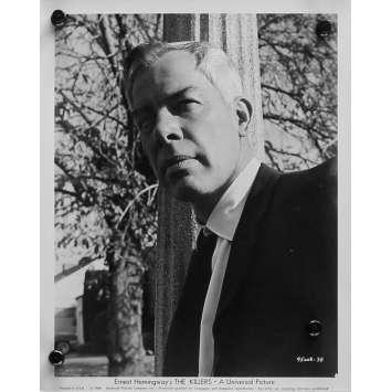 A BOUT PORTANT Photo de presse N04 - 20x25 cm. - 1964 - Lee Marvin, Don Siegel
