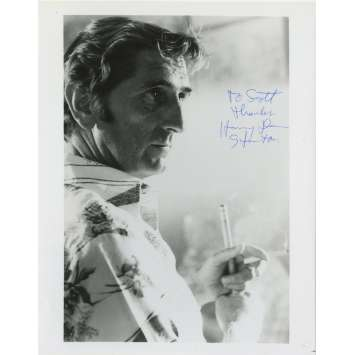 HARRY DEAN STANTON Original Signed Photo - 8x10 in.