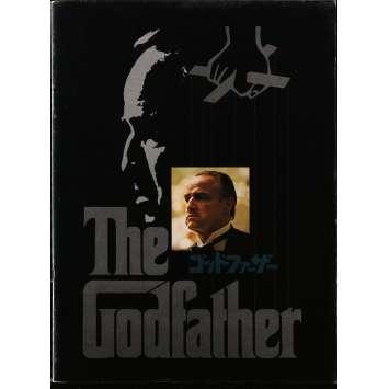 LE PARRAIN Dossier de presse 32p - 20x25 cm. - R1990 - Marlon Brando, Francis Ford Coppola