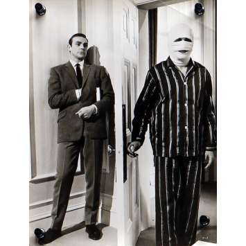 THUNDERBALL Original Movie Still N09 - 8x10 in. - 1965 - James Bond, Sean Connery
