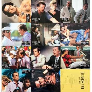 CAPE FEAR Original Lobby Cards x11 w Herald - 9x12 in. - 1995 - Martin Scorsese, Robert de Niro