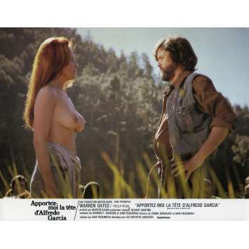 APPORTEZ-MOI LA TETE D'ALFREDO GARCIA Photo de film N01 - 21x30 cm. - 1974 - Warren Oates, Sam Peckinpah