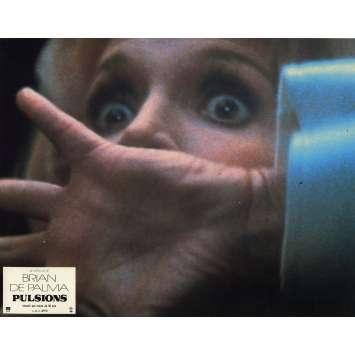 DRESSED TO KILL Original Lobby Card N07 - 9x12 in. - 1980 - Brian de Palma, Michael Caine