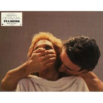PULSIONS Photo de film N05 - 21x30 cm. - 1980 - Michael Caine, Brian de Palma