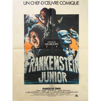 YOUNG FRANKENSTEIN Movie Poster 15x21 '74 Mel Brooks, Gene Wilder