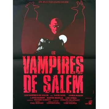 SALEM'S LOT Movie Poster 15x21 in. - 1979 - Tobe Hooper, David Soul