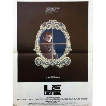 LE LOCATAIRE Affiche de film - 40x60 cm. - 1976 - Isabelle Ajjani, Roman Polanski