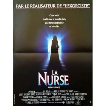 LA NURSE Affiche de film - 40x60 cm. - 1990 - Jenny Seagrove, William Friedkin