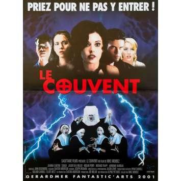 LE COUVENT Affiche de film - 40x60 cm. - 2000 - Joanna Canton, Mike Mendez