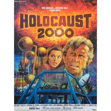 HOLOCAUST 2000 Affiche de film - 40x60 cm. - 1977 - Kirk Douglas, Alberto di Martino