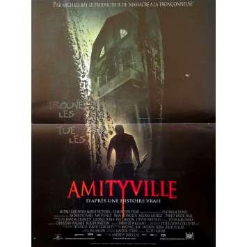 AMITYVILLE Affiche de film - 40x60 cm. - 2005 - James Brolin, Andrew Douglas