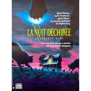 LA NUIT DECHIREE Affiche de film - 40x60 cm. - 1992 - Madchen Amick, Mick Garris