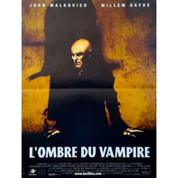 SHADOW OF THE VAMPIRE Original Movie Poster - 15x21 in. - 2000 - E. Elias Merhige, John Malkovich