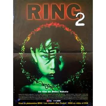 RING 2 Affiche de film - 40x60 cm. - 1999 - Miki Nakatani, Hideo Nakata
