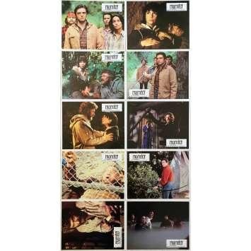 PROPHECY Photos de film x10 - 21x30 cm. - 1979 - Talia Shire, John Frankenheimer