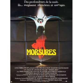 NIGHTWING Original Movie Poster - 47x63 in. - 1979 - Arthur Hiller, David Warner