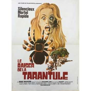KISS OF THE TARANTULA Original Movie Poster - 15x21 in. - 1976 - Chris Munger, Ernesto Macias