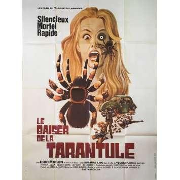 KISS OF THE TARANTULA Original Movie Poster - 47x63 in. - 1976 - Chris Munger, Ernesto Macias