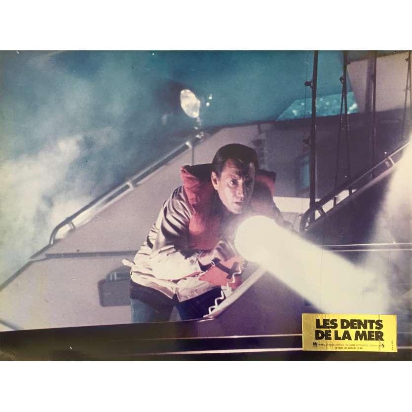 LES DENTS DE LA MER Photo de film N05 - 30x40 cm. - 1975 - Roy Sheider, Steven Spielberg