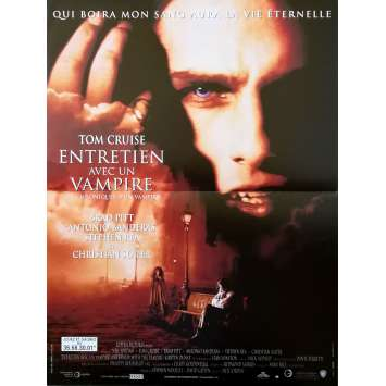 INTERVIEW WITH THE VAMPIRE Original Movie Poster - 15x21 in. - 1994 - Neil Jordan, Tom Cruise