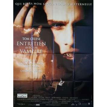 ENTRETIEN AVEC UN VAMPIRE Affiche de film - 120x160 cm. - 1994 - Tom Cruise, Neil Jordan