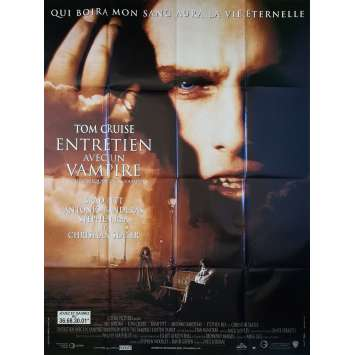 INTERVIEW WITH THE VAMPIRE Original Movie Poster - 47x63 in. - 1994 - Neil Jordan, Tom Cruise