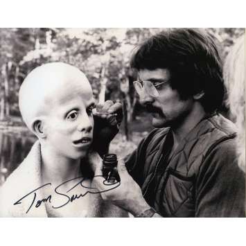 Friday THE 13TH Original Signed Photo - 9x12 in. - 1980 - Sean S. Cunningham, Kevin Bacon